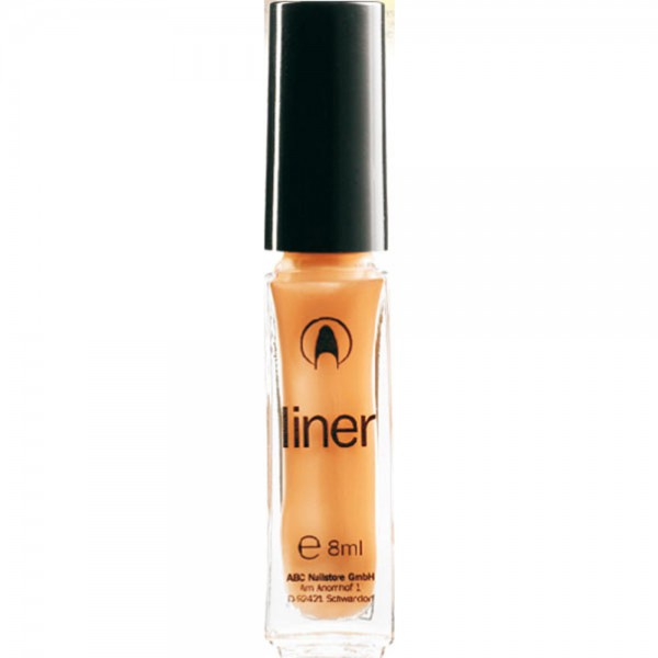 Lackliner pastel orange, 8,5 ml