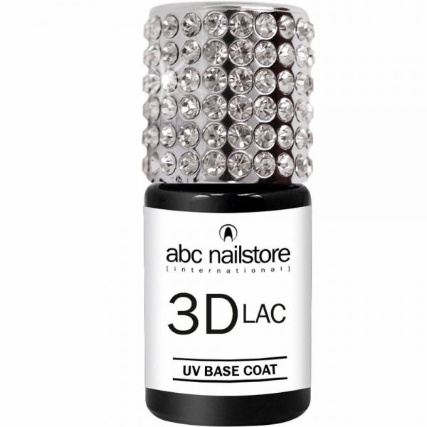 abc nailstore 3DLAC uv base coat, 8 ml