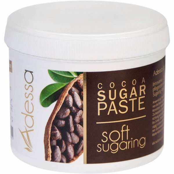 Adessa soft sugaring cocoa sugar paste, 500 g