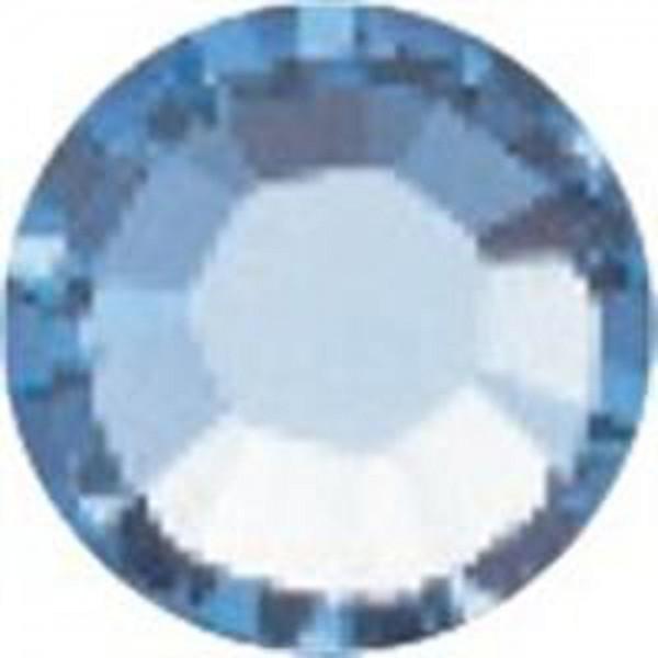 Swarovski SS9 light sapphire, 100 Stück