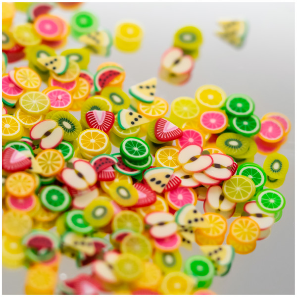 """fruits-Set """"tutti-frutti"""", 10 Pack (verschiedene Früchte)"""