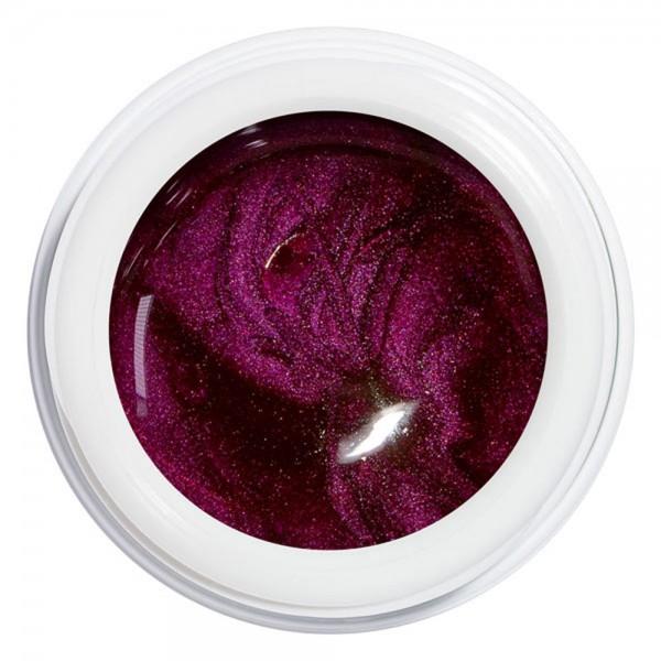 cats eye magnet gel polish plum jam #120 , 5 g