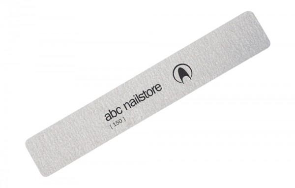 abc nailstore Wechselfeilflächen rechteck 150 grit, 10er Pack