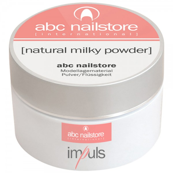 impuls natural milky powder, 34 g