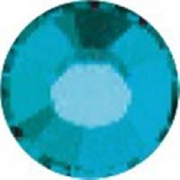 Swarovski SS9 blue zirconia, 100 Stück