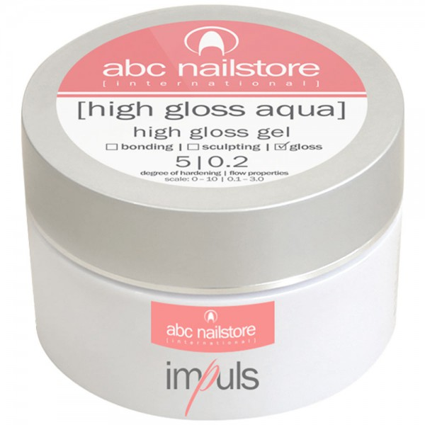 impuls high gloss aqua, high gloss gel, 60 g