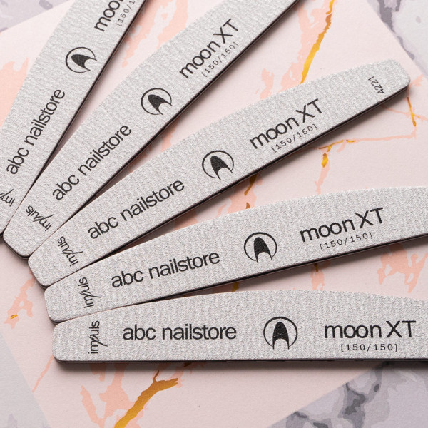 abc nailstore moon XT, Feile 150/150