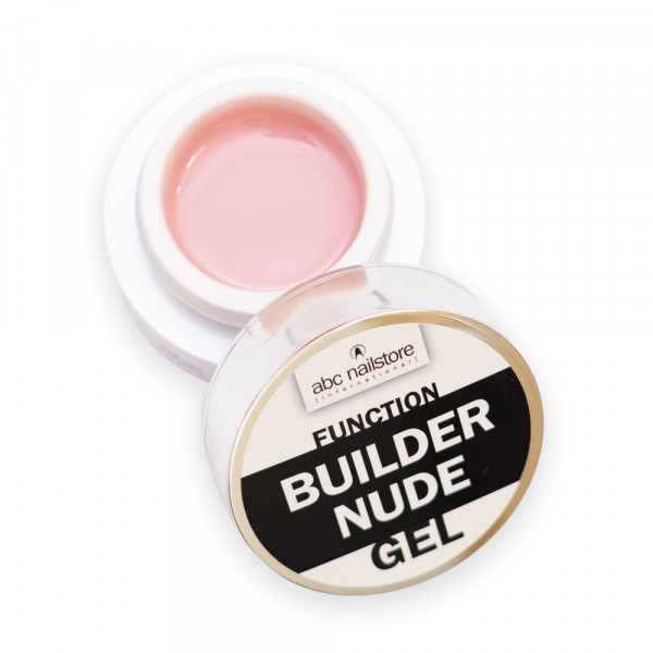 abc nailstore function builder nude, 100 g