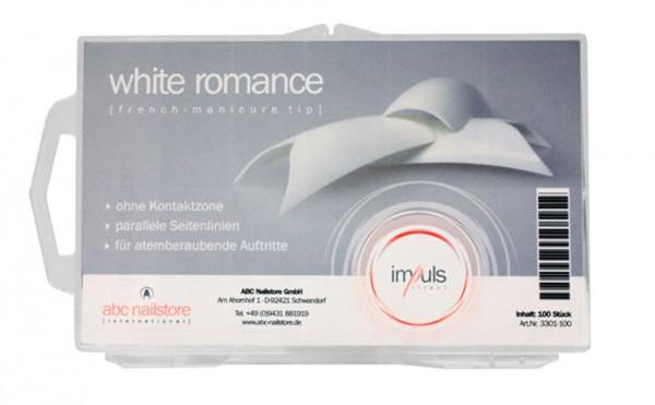 impuls white romance, Tipbox mit 100 Stück