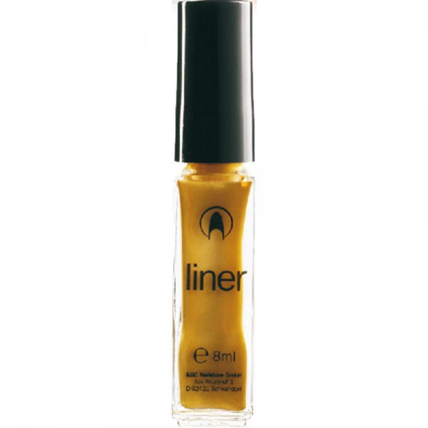 Lackliner pearl gold, 8,5 ml