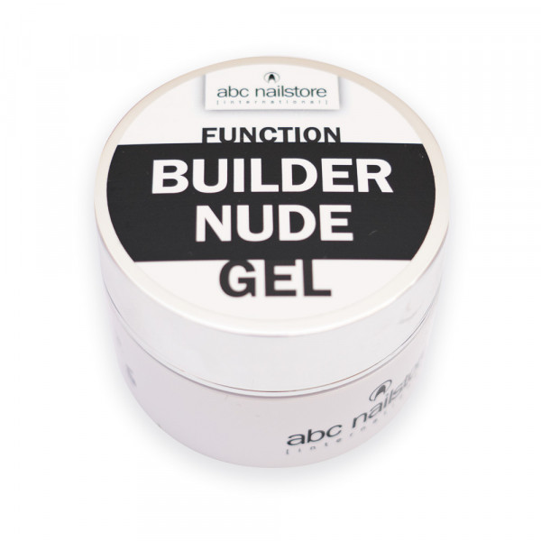 abc nailstore function builder nude, 15 g