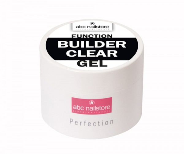 abc nailstore function builder clear, 100 g