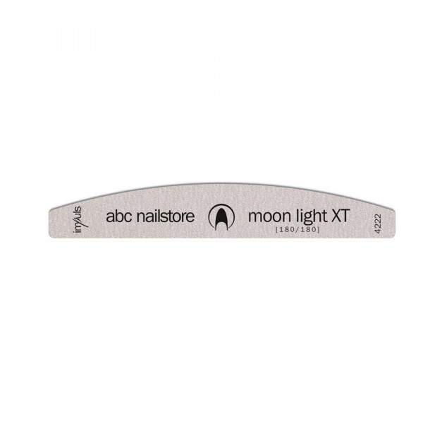 abc nailstore moon light XT, Feile 180/180