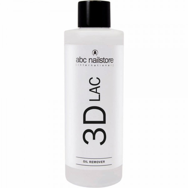 abc nailstore 3DLAC oil remover, 200 ml