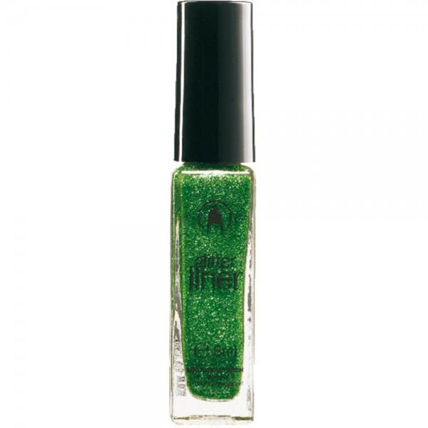 Glitterliner green, 8 ml