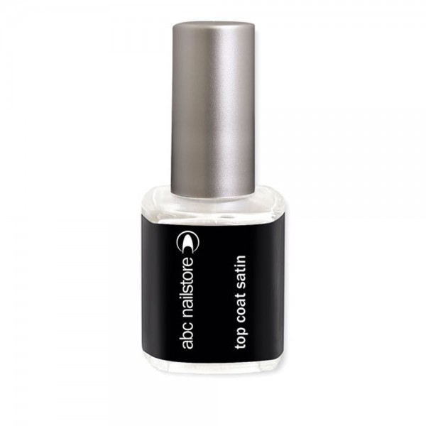 abc nailstore top coat satin, 15 ml