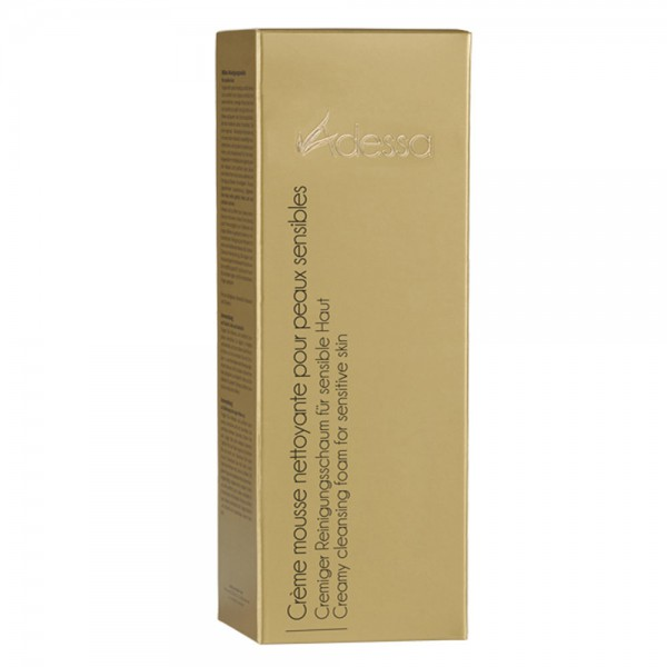 XXL Box Adessa crème mousse nettoyante pour peaux sensibles
