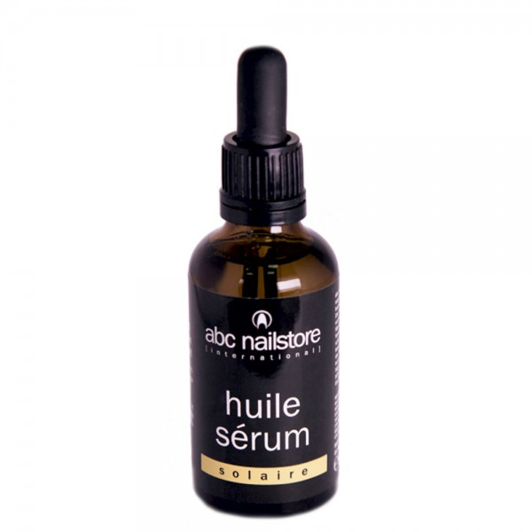 abc nailstore huile sérum solaire, 50 ml