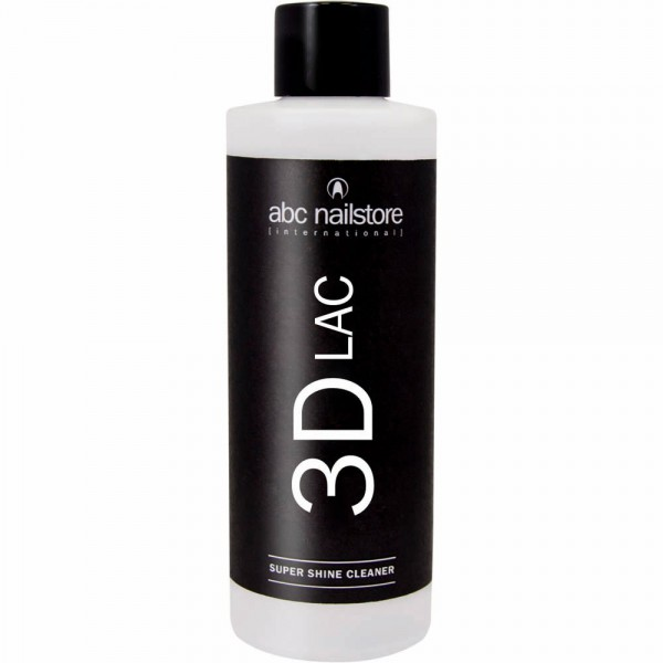 abc nailstore 3DLAC super shine cleaner, 200 ml