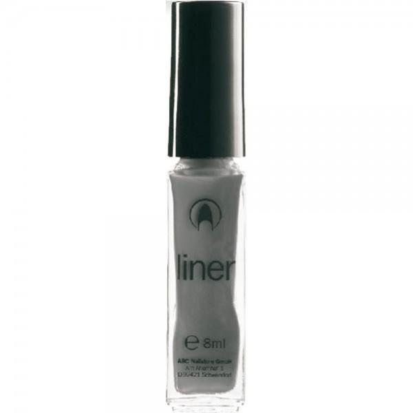 Lackliner pearl silver, 8,5 ml