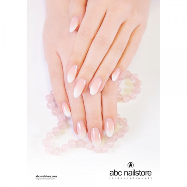 Poster abc nailstore Baby-Boomer, DIN A1