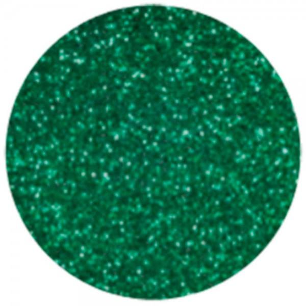 designer glitter dark green, 2 g