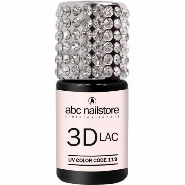 abc nailstore 3DLAC I got nude #119, 8 ml