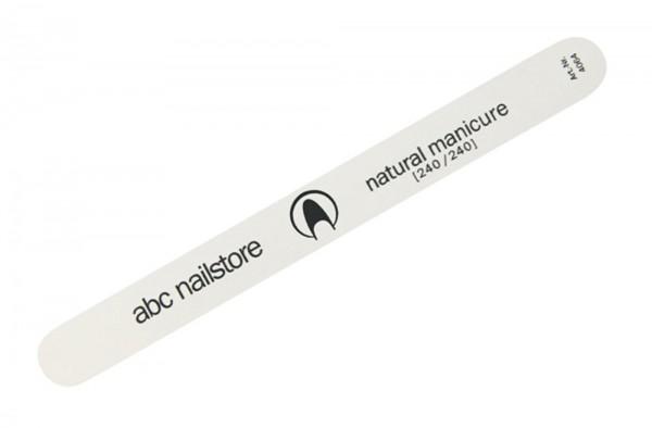 abc nailstore natural manicure 240/240