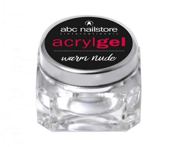 abc nailstore Acrylgel warm nude, 15 g