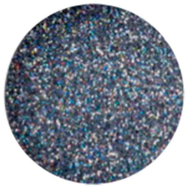 designer glitter starlight silver, 2 g