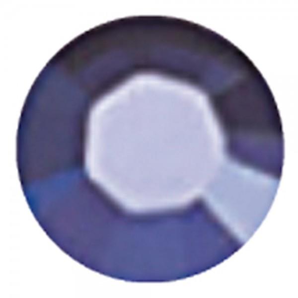 Swarovski SS5 sapphire satin, 100 Stück