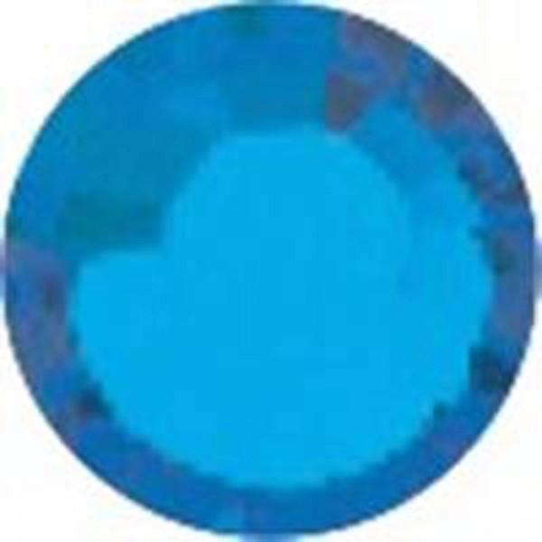 Swarovski SS5 capri blue, 100 Stück