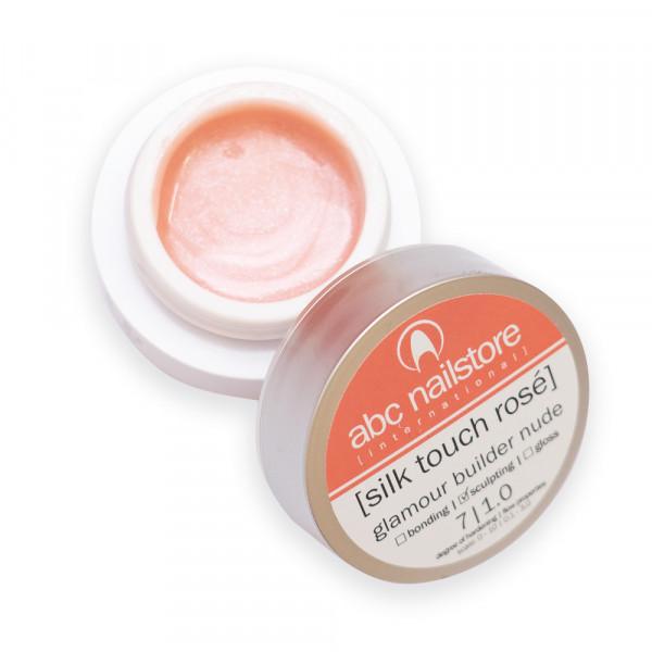 impuls silk touch rosé, glamour builder nude 15 g