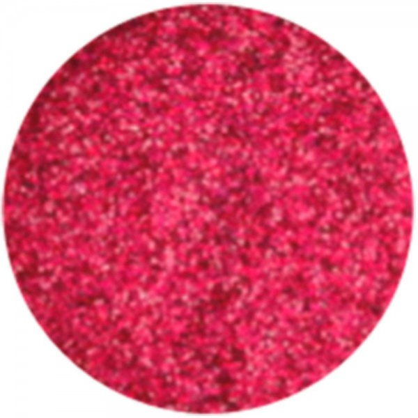 designer glitter lady in red, 2 g