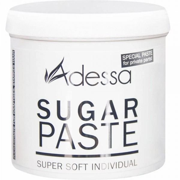 Adessa soft sugaring sugar paste super soft individual, 1000 g