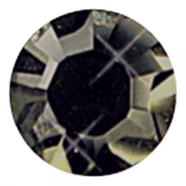 Swarovski SS3 black diamond, 100 Stück