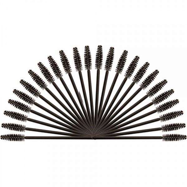 Adessa Mascara Brush schwarz, 25 Stück