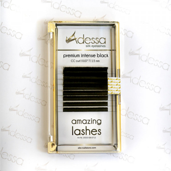 DD curl, 0,07 Adessa amazing lashes black