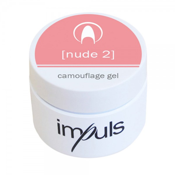 impuls nude 2, camouflage gel, 5g