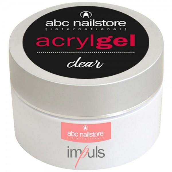 abc nailstore Acrylgel clear, 60 g