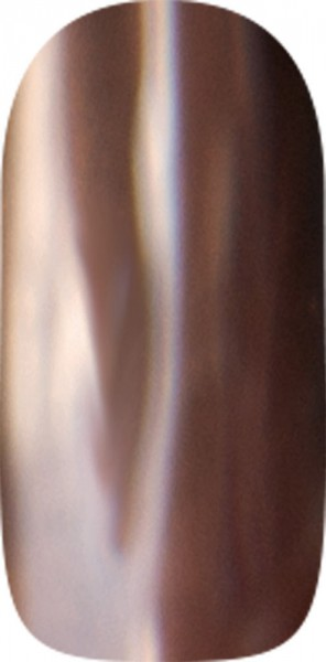 abc nailstore chrome powder - copper #104, 1,4 g