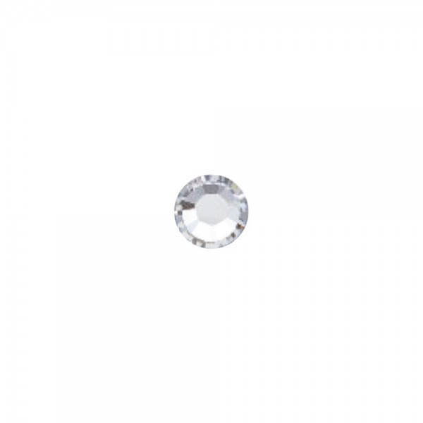 Strass-Steine SS5 crystal silver, 250 Stück