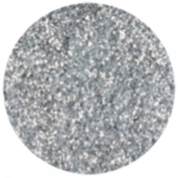 designer glitter silver, 2 g