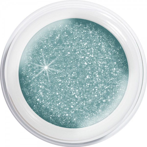 bohemian uv paints sparkling turquoise #15, 5 g