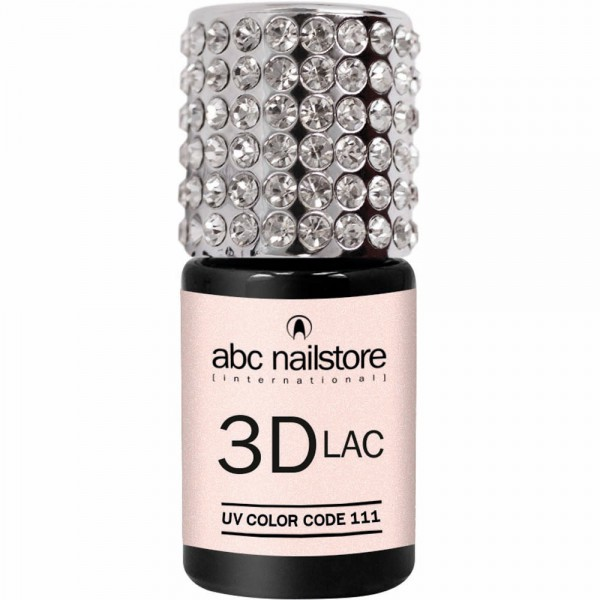abc nailstore 3DLAC elastic lovely nude #111, 8 ml
