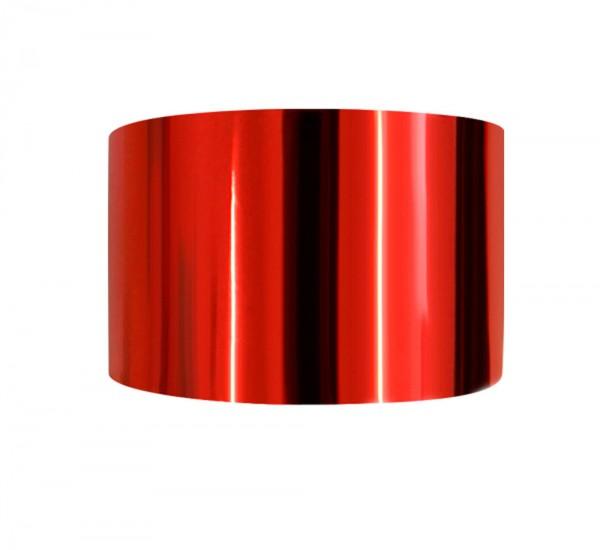 Designfoil Sunset Red, 1 x 40cm, Breite 4cm