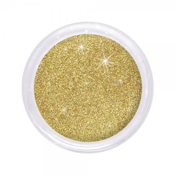 dazzling glitter 0,15 mm, multi gold #108, 6 g