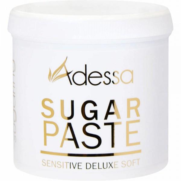 Adessa soft sugaring Zuckerpaste sensitive deluxe soft, ohne Zitrone, 1000g