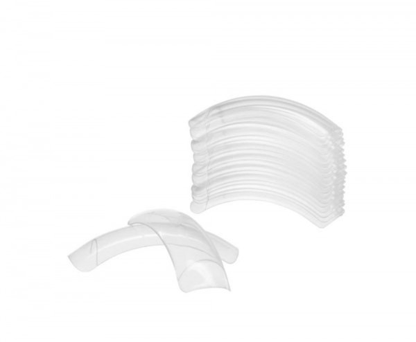 Tips XL - transparent, 20 Stück
