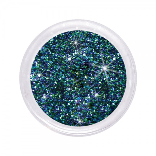 dazzling glitter 0,6 mm, mermaid #117, 6 g